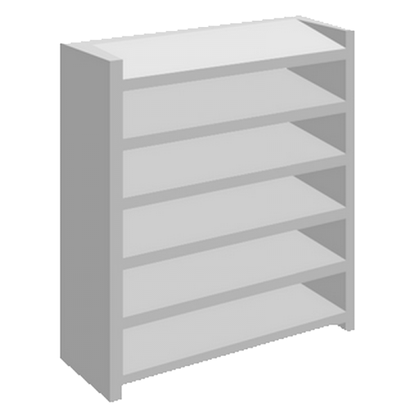 elemento vazado de concreto Veneziana 6 lâminas